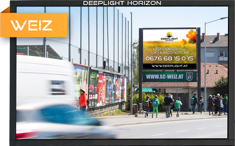 LED-Videowall Weiz